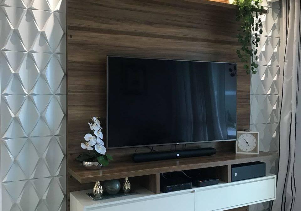 Painel Tv para Quarto