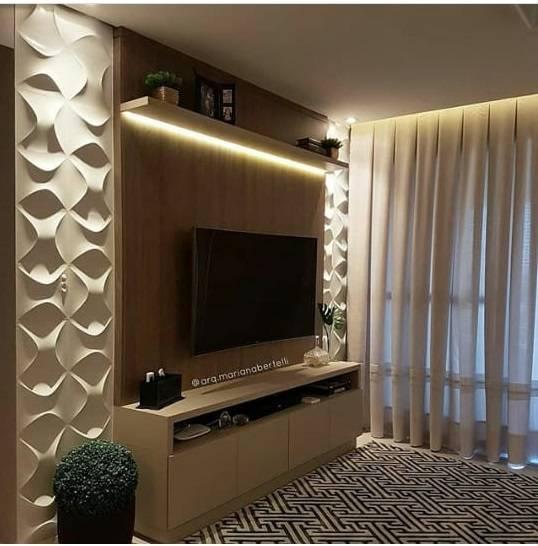 Painel Decorativo 3D