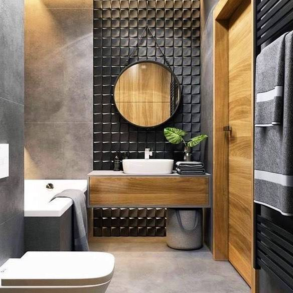 Revestimento Decorativo para Banheiro